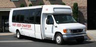 about us image - charter bus